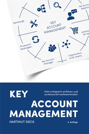 "Buch ""Key Account Management"" von Hartmut Sieck"