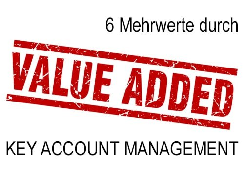 Mehrwert Key Account Management
