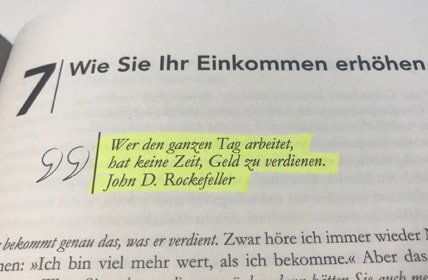 Bodo Schäfer – John D. Rockefeller und Key Account Management