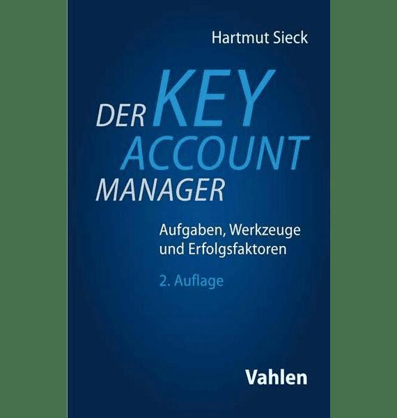 """Buch """"Der Key Account Manager"""" von Hartmut Sieck"""