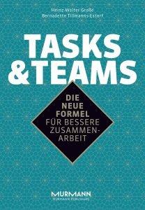 """Buch """"Tasks & Teams"""" von Heinz-Walter Große und Bernadette Tillmanns-Estorf"""