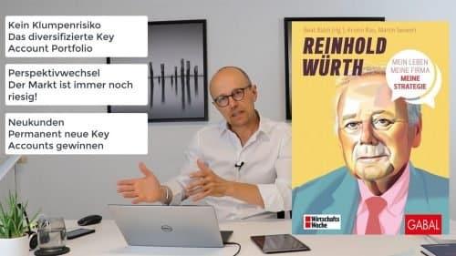 """Buch """"Reinhold Würth: Mein Leben, meine Firma, meine Strategie (Dein Business)"""""""