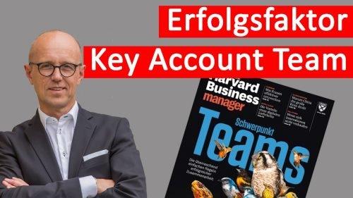 Erfolgsfaktor Key Account Teams