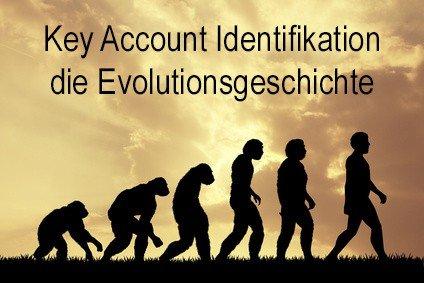 Key Account Auswahl: 8 Stufen der Evolutionsgeschichte