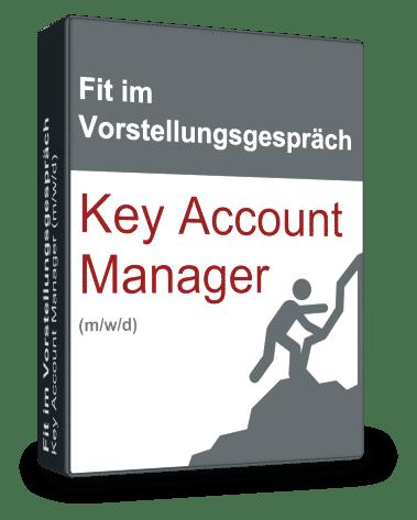 Fit im Vorstellungsgespräch Key Account Manager (m/w/d)