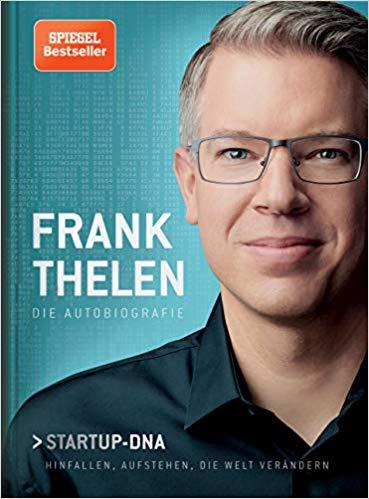 Autobiografie von Frank Thelen >>STARTUP-DNA<<