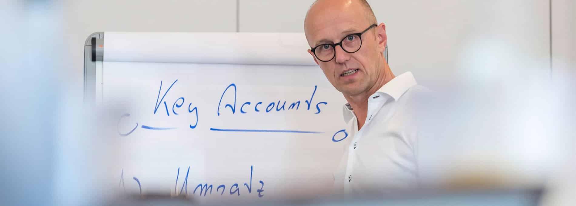 Key Account Management systematisch einführen und kontinuierlich weiterentwickeln