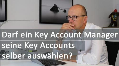 Wer wählt die Key Account eigentlich aus?
