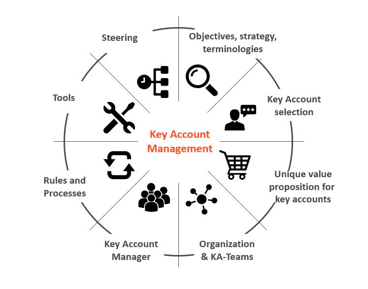 Key Account Management Excellence Model