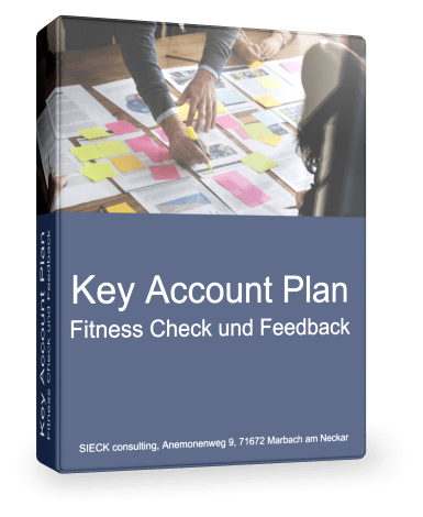 Key Account Plan Feedback