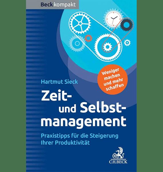 Buch Zeit- und Selbstmanagement von Hartmut Sieck