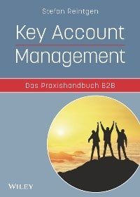"Buch ""Key Account Management"" von Stefan Reintgen"