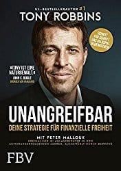 "Buch ""Unangreifbar"" von Tony Robbins"